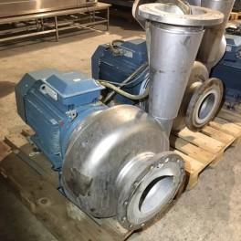 Centrifugal pumps P0500-P0503 4 pcs.