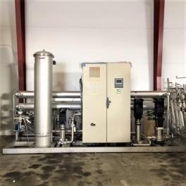Filtrerings unit