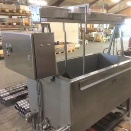 500 ltr. cheese vat