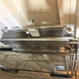 6 stk. identiske kølerumsfordampere