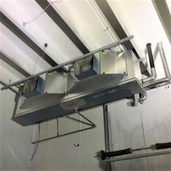 5 stk. identiske kølerums fordampere