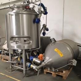 Scanima mixers PU055 + PU056