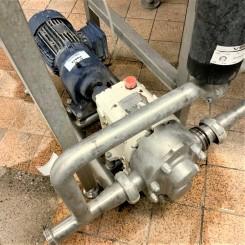 """P0624 Rotor Lobe pump 2"""""""