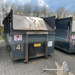 2 stk. waste compactor