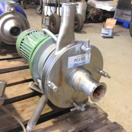Centrifugal pump P0193