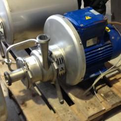 Centrifugalpump P0201