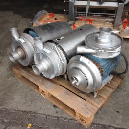 Centrifugalpump P0217-P0219