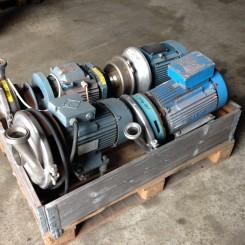 Centrifugalpumpe P0246 + P0247